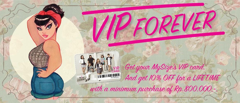 MySize - VIP Forever