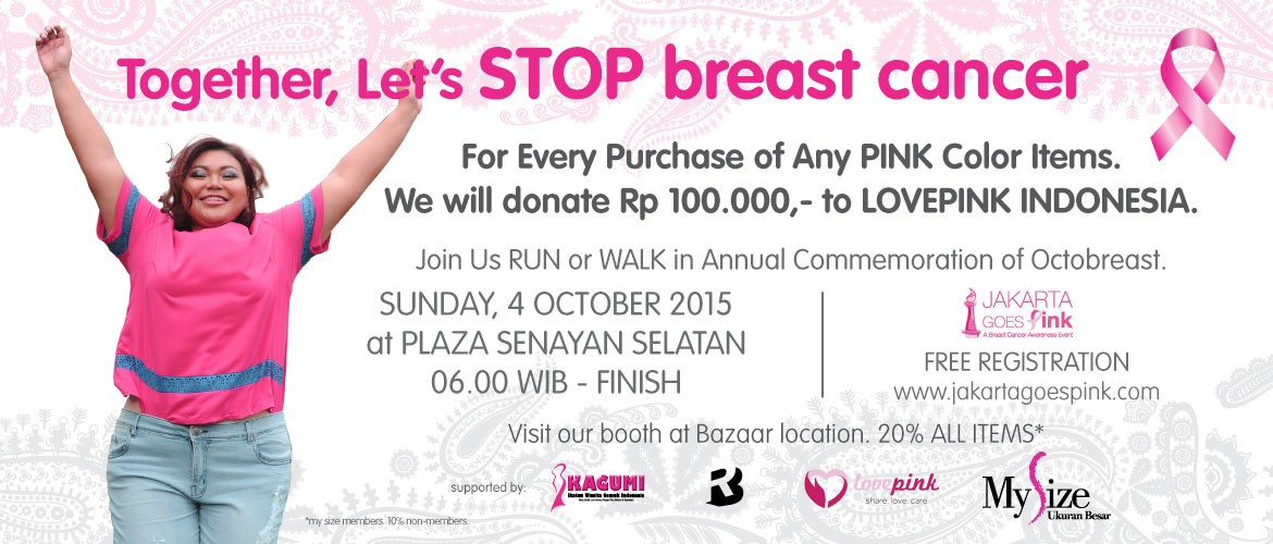 MySize Stop Breast Cancer