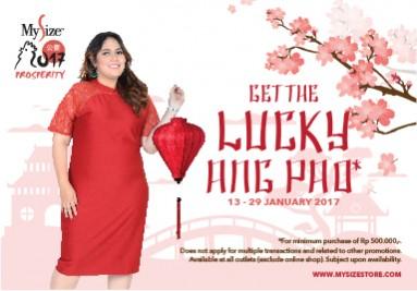 My Size Lucky Angpao Imlek 2017
