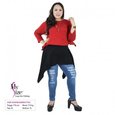 DRESS BILQIS 0617