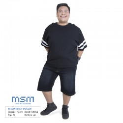 T-SHIRT BASIC MSM 0317